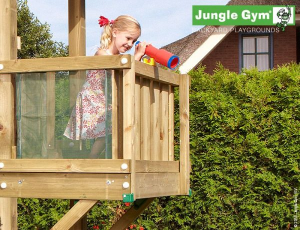 Adventure Zone Toys Jungle Gym Balcony Module